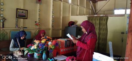 Kunjungan Lapangan Audit Dana Desa Argosari Tahun 2019 oleh Tim Inspektorat Kabupaten Bantul